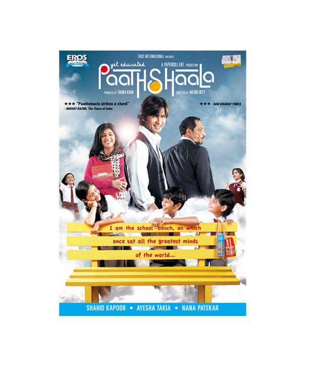Paathshaala (Hindi) [DVD]