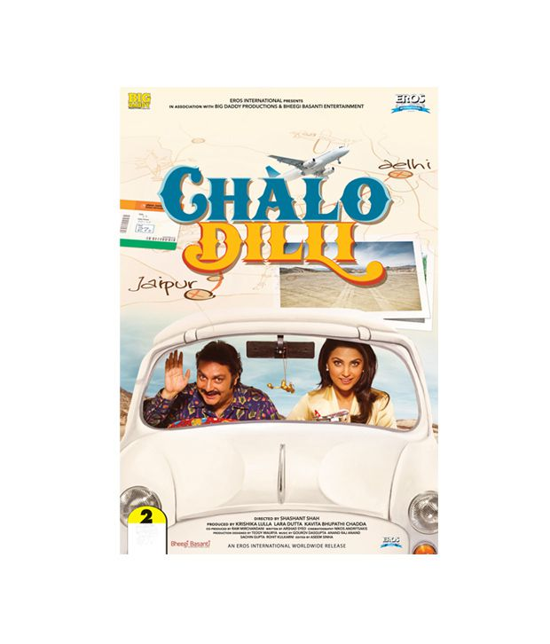 Chalo Dilli Full Movie With English Subtitles Online Download
