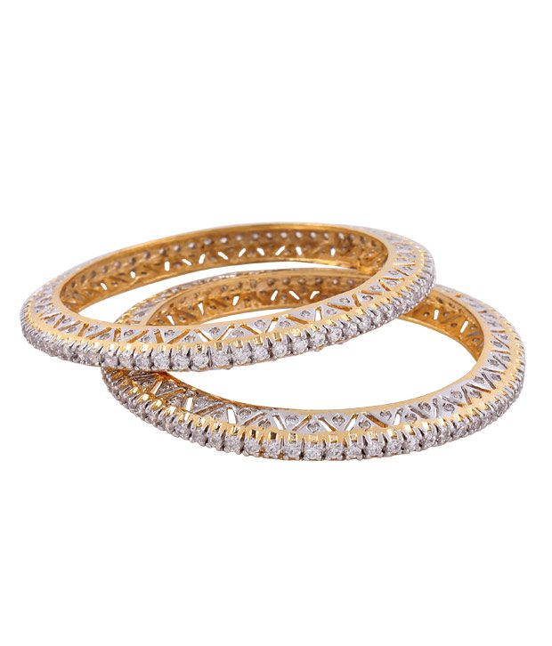 Parth Festive AD Pair Of 2 Bangles