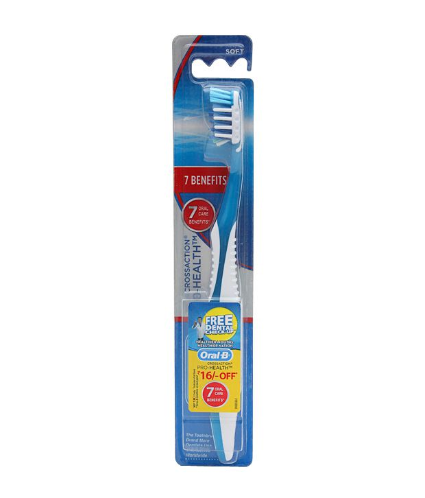 Oral-B Cross Action Pro-health Softd_Discontinued