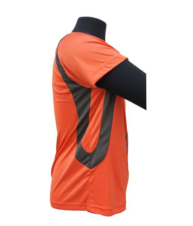 Stag Orange Toss T-Shirt