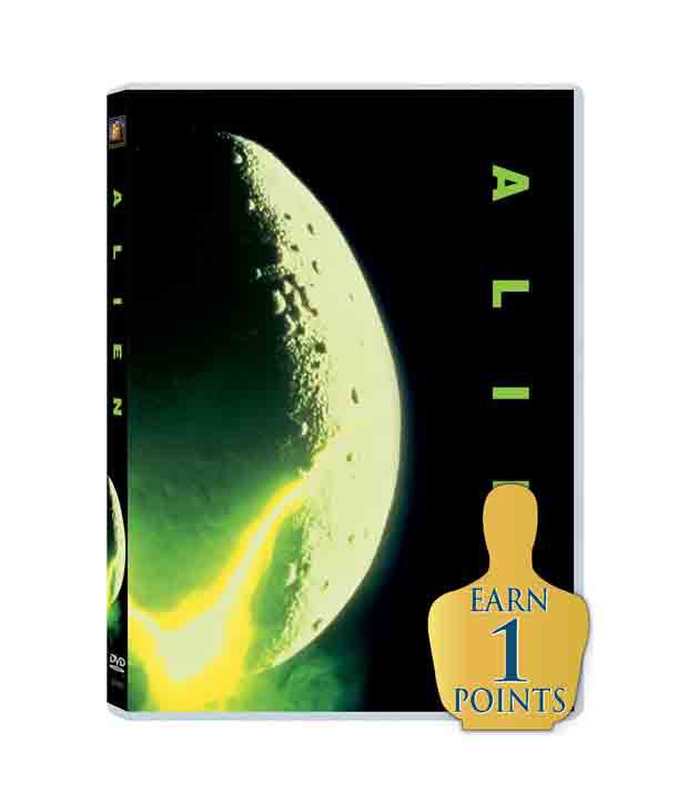 Alien (English) DVD
