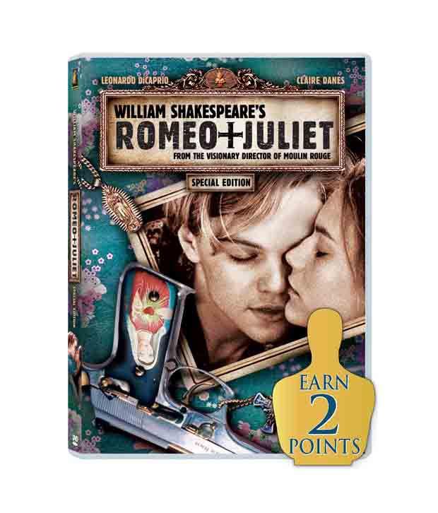 Romeo + Juliet (1996) (English) DVD