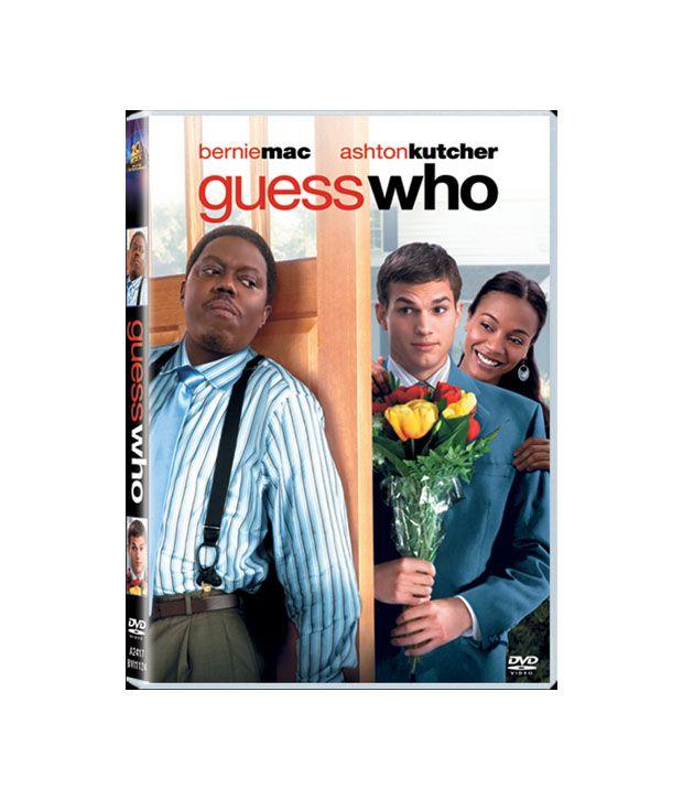 Guess Who (English) DVD