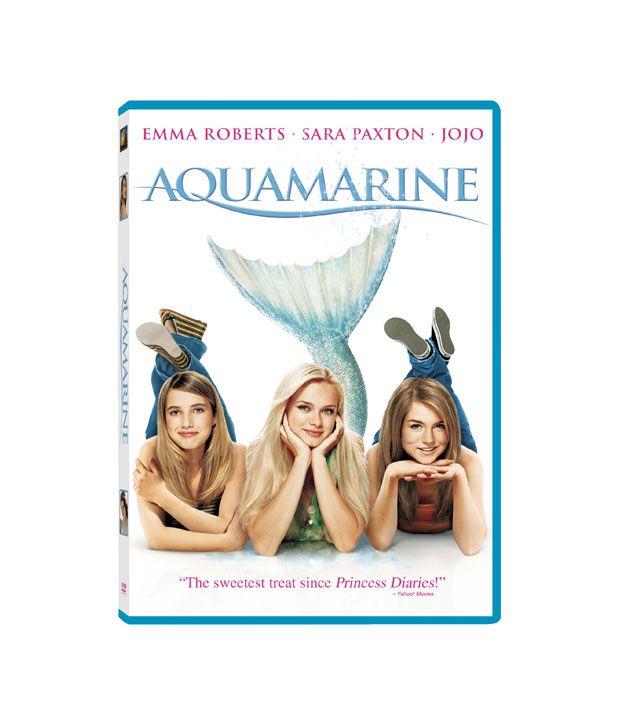 Aquamarine (English) DVD
