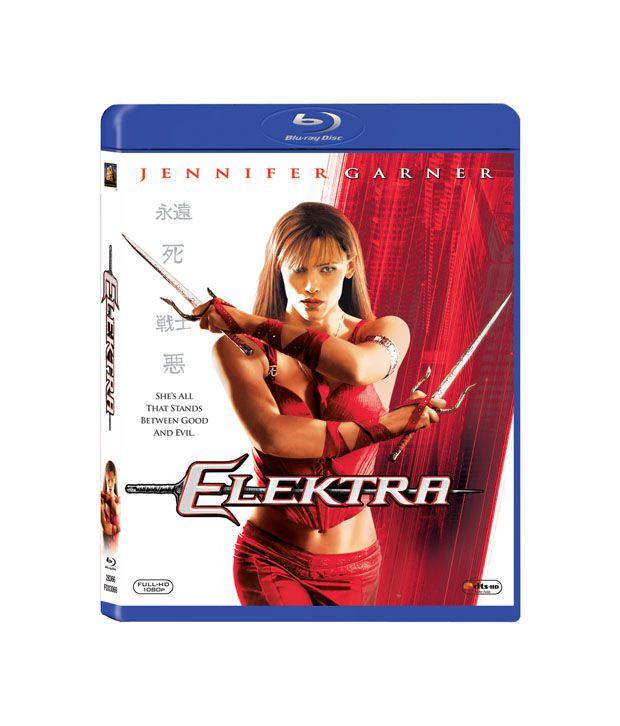 Elektra (English) [Blu-ray]