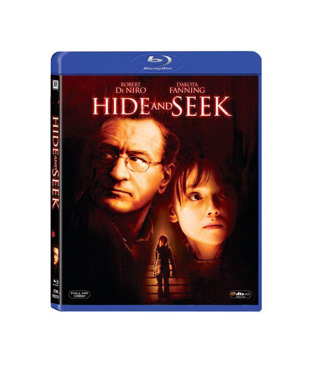 Hide and Seek (English) Blu-ray