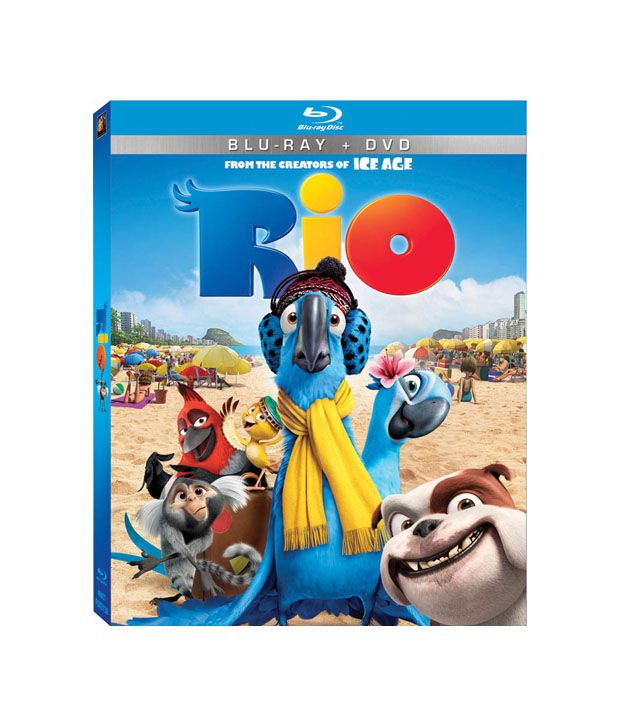 Rio (English) [Blu-ray]