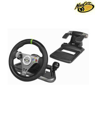 Mad Catz Wireless Racing Wheel for Xbox 360