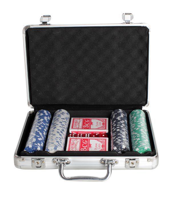 Poker Set (200 Chips)