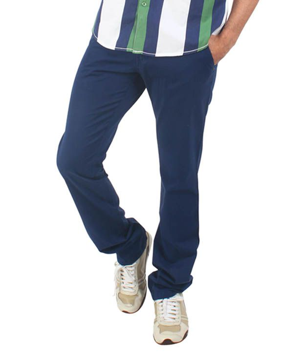Teemper Casual Blue Jeans