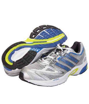 Doméstico Palacio de los niños Adjuntar a  Adidas Exerta 4 Blue Sports Shoes