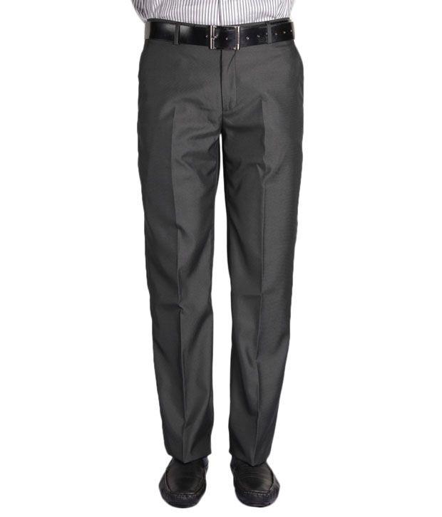Jogur Classic Black Men's  Trouser