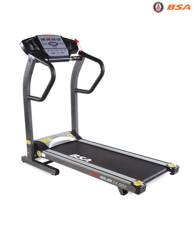 Star Trac 4500 Treadmill Review: BSA Adler TX 003 Motorised Treadmill 1.5 HP DC: Buy Online