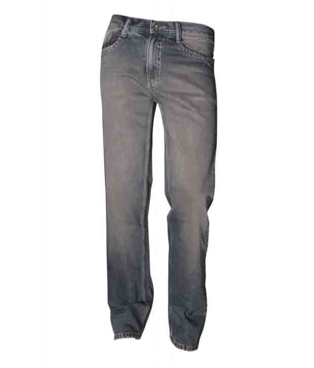 Imax Classic Grey Jeans