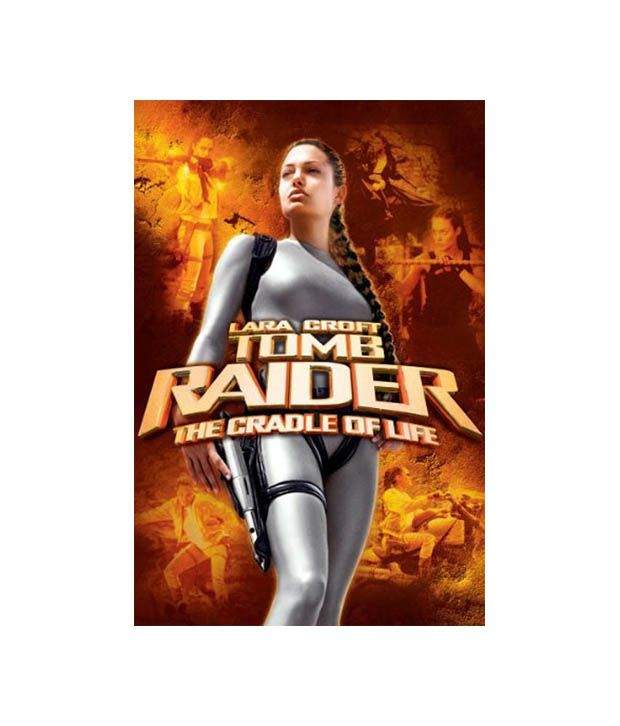 Lara Croft Tomb Raider The Cradle Of Life Hindi Vcd Buy