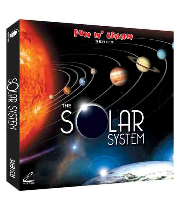Fun - N- Learn - The Solar System (English) [VCD]