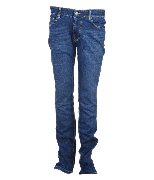 Numero Uno Vintage Blue Jeans