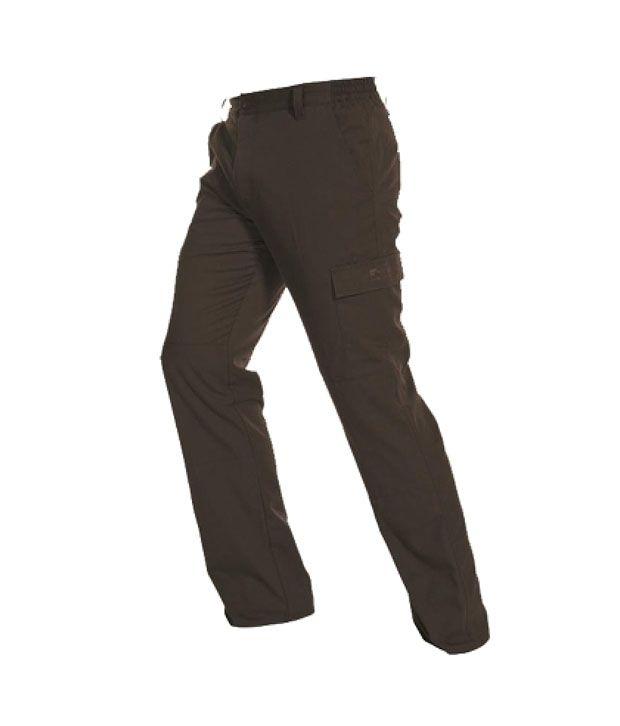 Solognac Namib-100 Outdoor Shorts (Dark Kaki) 8155544