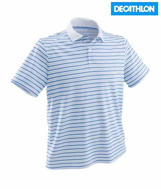 Artengo 700 H Polo Strip Tennis T shirt 8211911