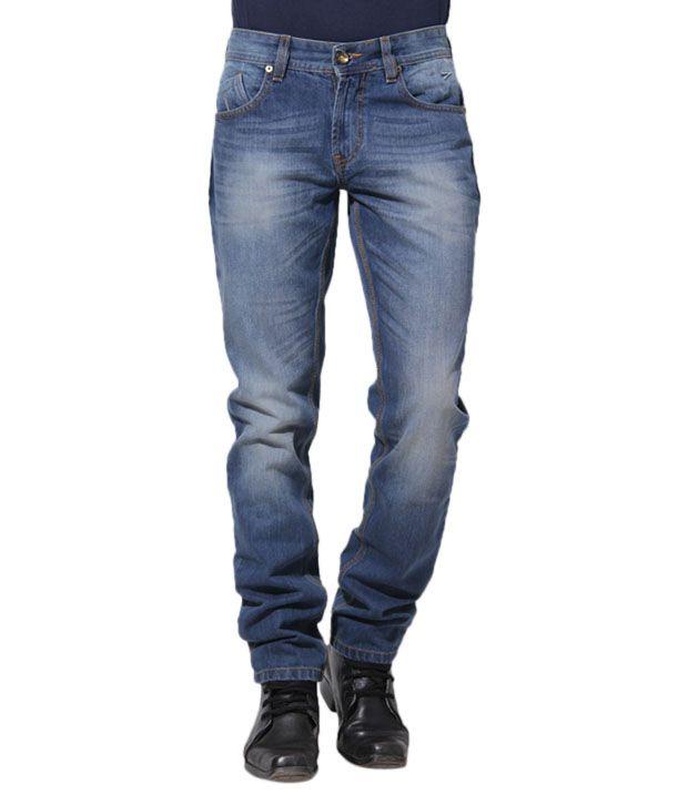 Sand Dunes Classic Blue Jeans