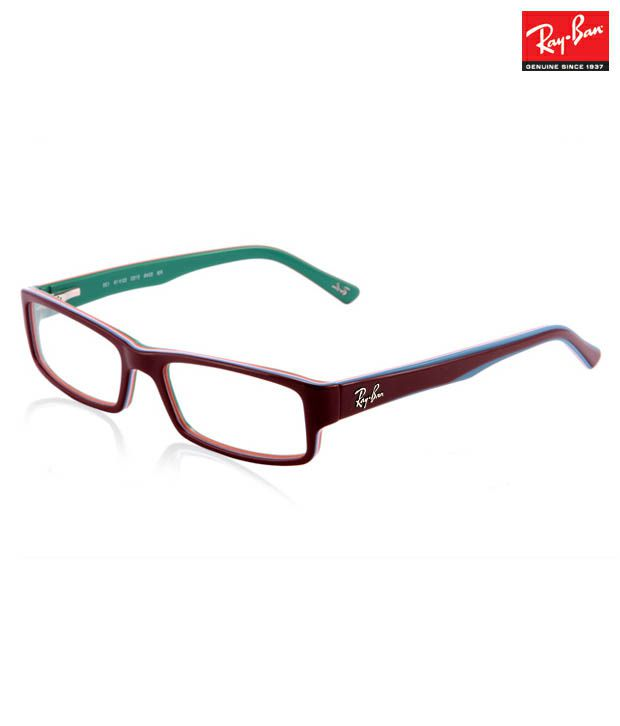 8276e16db7 Ray-Ban RX5246-5149-5490 Size-50-16-135 Eyeglasses - Buy Ray-Ban RX5246-5149-5490  Size-50-16-135 Eyeglasses Online at Low Price - Snapdeal