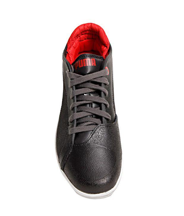 Puma Xelerate Low Ducati Black Lifestyle Shoes - Buy Puma Xelerate ... b50cf5185