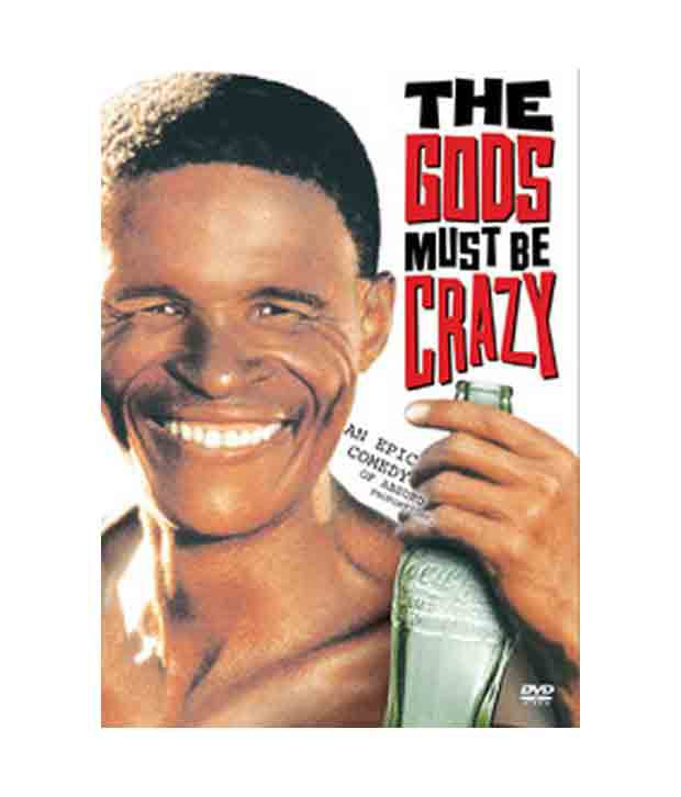 90a023b89ae8 The Gods Must Be Crazy 2 (English)  DVD   Buy Online at Best Price in India  - Snapdeal