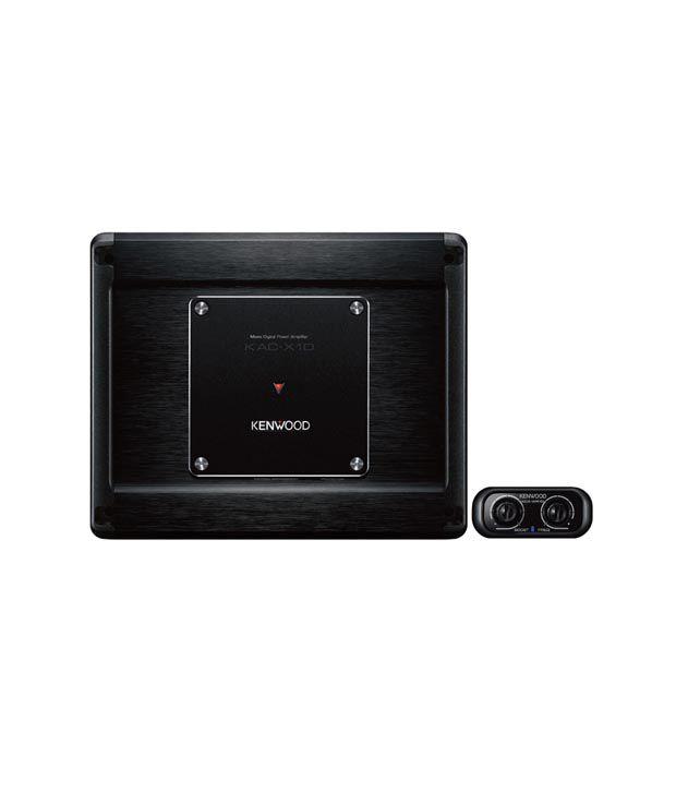 KENWOOD-KAC X 1D Mono Amplifier
