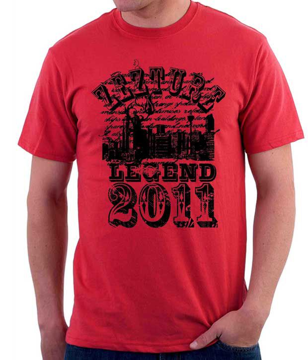 Zezture Red Legend 2011 T-Shirt