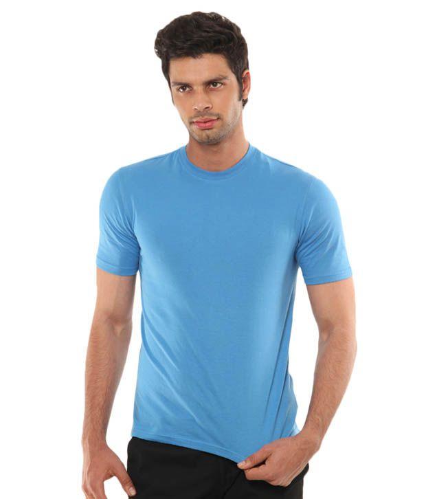 Fundoo-T Vibrant Turquoise T-Shirt