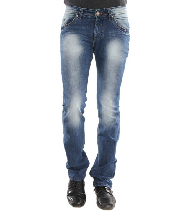 Lemax Jeans Cool Dark Blue Men's Jeans