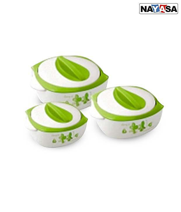 Nayasa Desire Green Casseroles