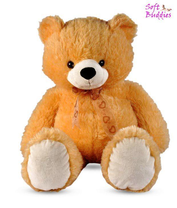 Soft Buddies Teddy Bear - 105 cm
