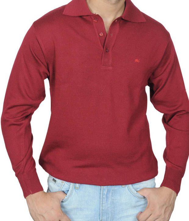 Monte Carlo Ravishing Red T-Shirt