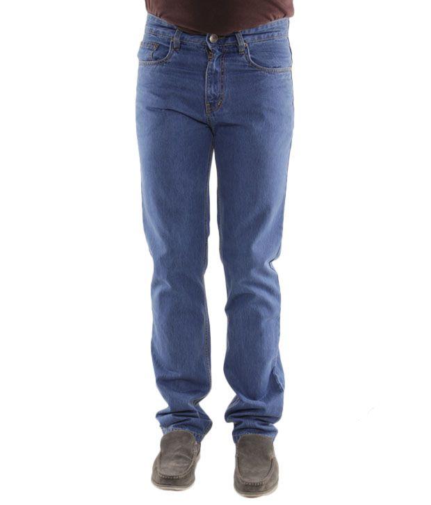 Jogur Classic Blue Slim Fit  Jeans