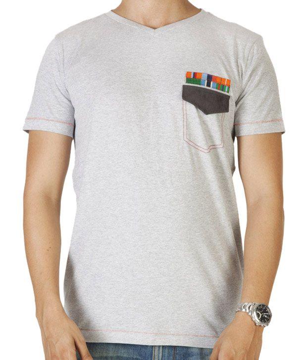 Dirty Laundery Classy Grey Men T-Shirt