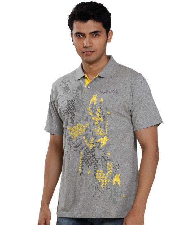 Ecko Ultra Grey T-Shirt