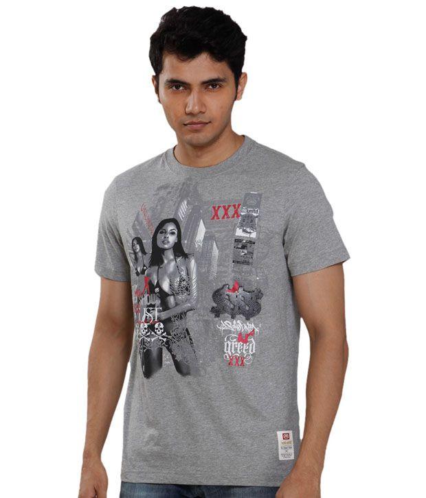 Ecko Greedy Grey T-Shirt