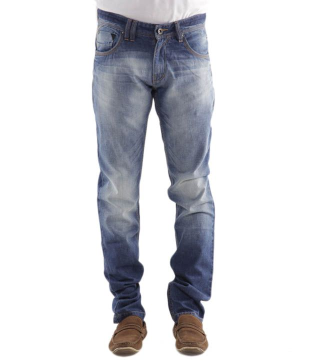 Jogur Light Blue Slim Fit Jeans