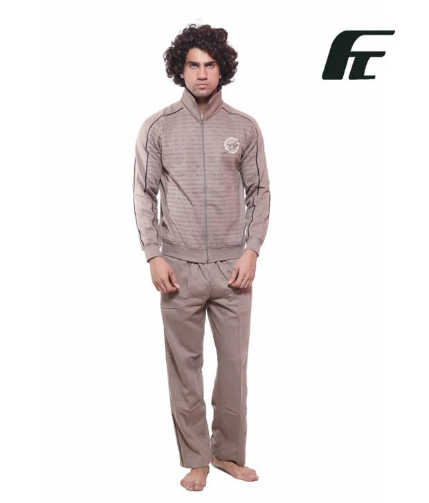 Fort Collins KHAKHI Track Suits