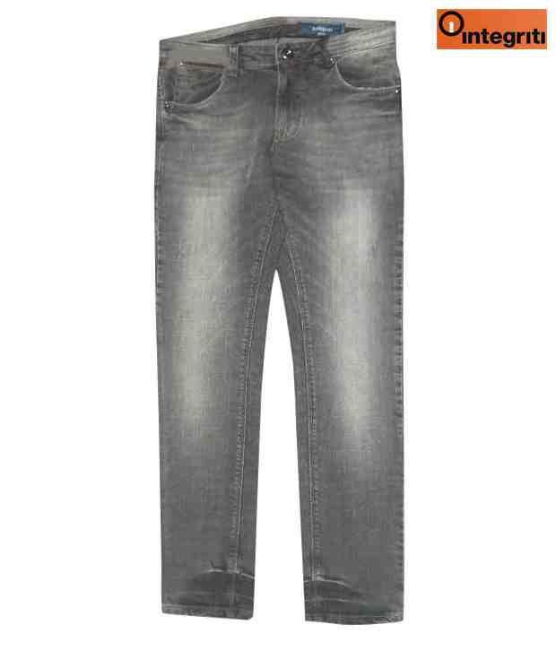 Integriti Light Grey Men's Jeans