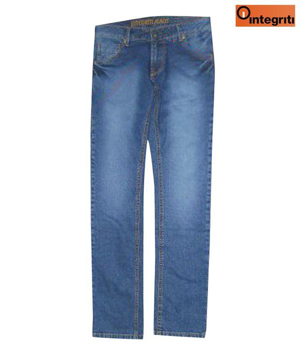 Integriti Cool Dark Blue Jeans