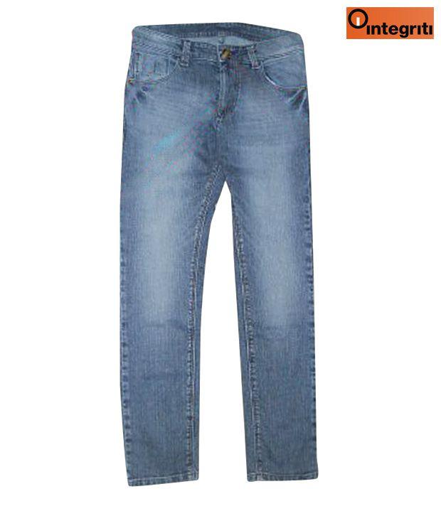 Integriti Smart Blue Designer Jeans