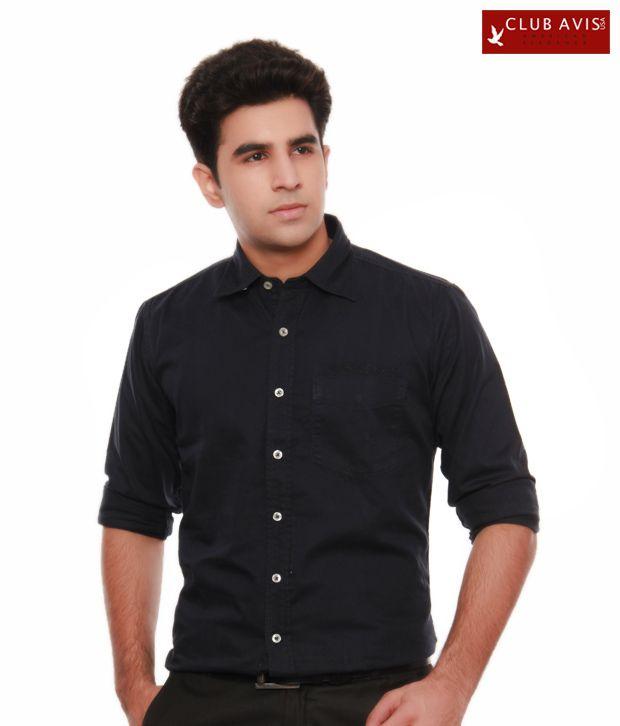 Club Avis USA Blue Shirt