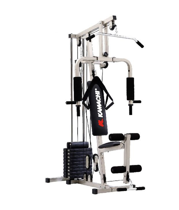 Home Exercise Equipment Price: Kamachi Multi Home Gym With Ab Exerciser: Buy Online At