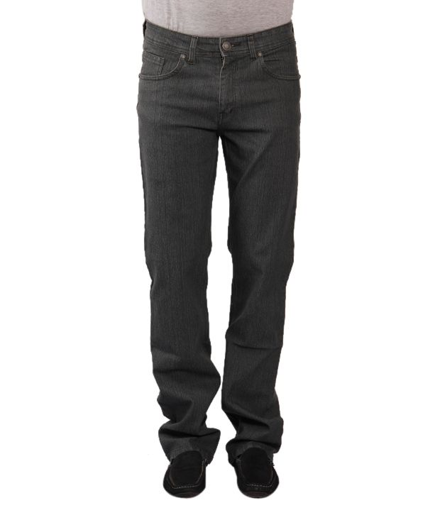 Urban Navy Light Grey Jeans