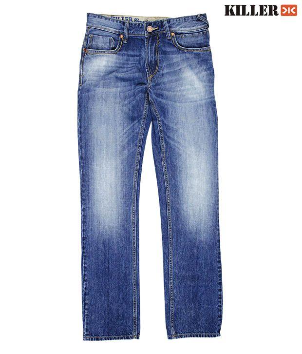 Killer Cool Blue Jeans