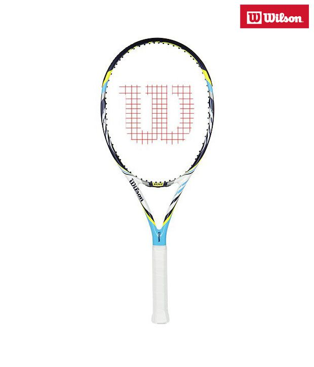 Wilson Juice 100 BLX Tennis Racquets Grip size 4 3//8