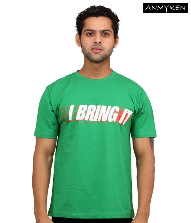 Johney B Bring It On Green T Shirt